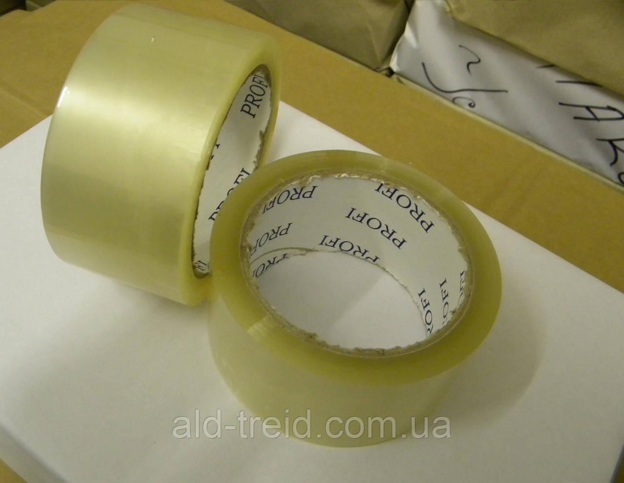 Скотч упаковочный 48*140 (0,40) Profi *при заказе от 2500грн