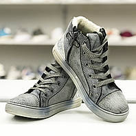 2708959b5 Утеплённые хайтопы фирмы Friboo р 29. Полуботинки, Фирменная детская обувь,  Демисезонная обувь