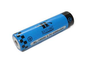 Акумулятор BL-18650 4200mAh 3.7 V FM