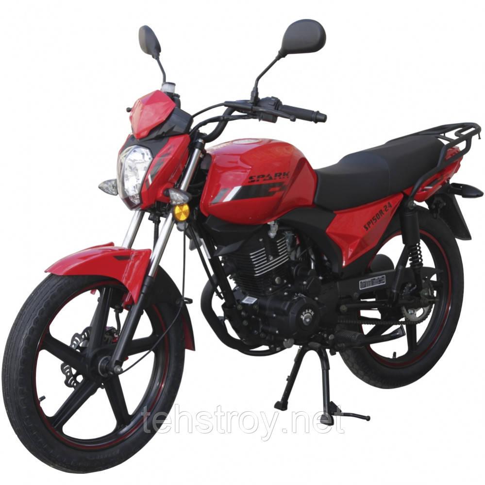 Мотоцикл SPARK SP150R-24 + Доставка бесплатно