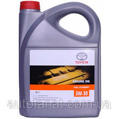 Моторне масло Toyota Engine Oil 5W-30 5л (08880-80845)