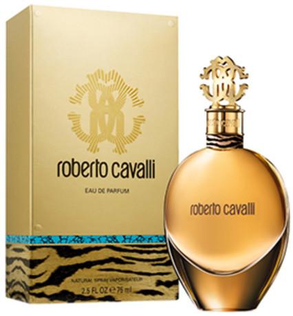 Женская парфюмированная вода Roberto Cavalli Eau de Parfum (75 мл)