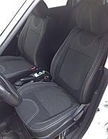 Авточехлы из ткани Hyundai Accent 2017- г.