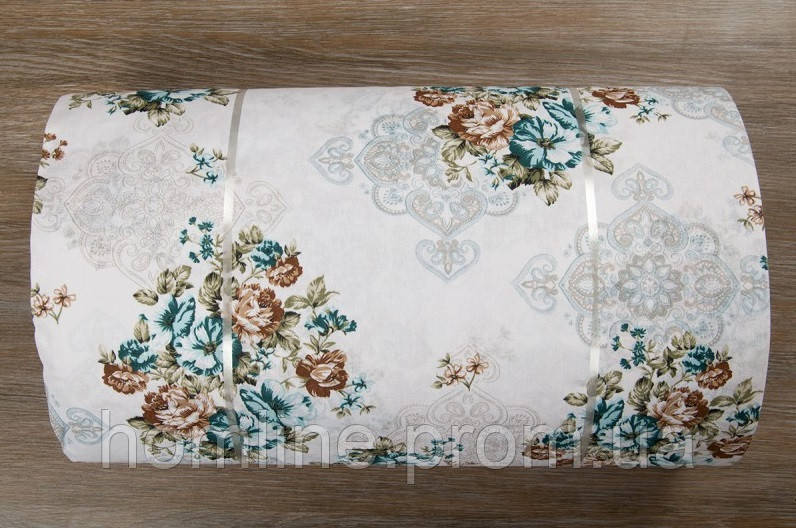 Ткань ранфорс Турция Simona бирюзовый 105507 (220 ширина)