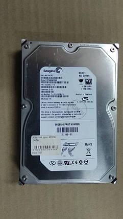 Жесткий диск Seagate 400Gb SATA, фото 2