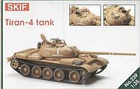 Модель сборная SKIF танк Тиран-4 израильской армии (MK239)