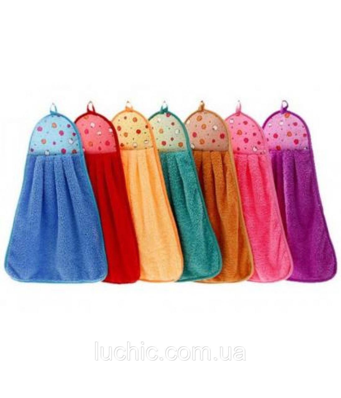 Кухонные полотенца петельки микрофибра полотенца для кухни  12 шт в упаковке  30х50