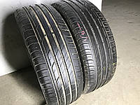 Шины бу летние 225/55R18 Bridgestone Turanza T001 (6мм) 2шт