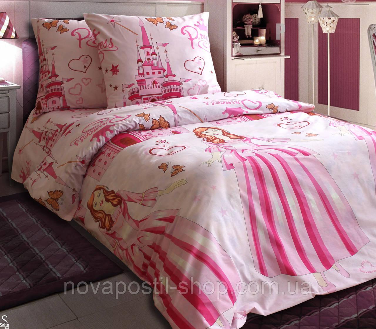 Детская постель для девочки - комплект 1.5 Десятое королевство