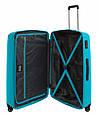 Набор чемоданов Cavalet  Ahus set turquoise, дорожных, фото 6
