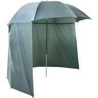Зонт рыболовный 2.2м 2 окна ПВХ