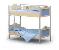 Двухярусная детская кровать-чердак Аn-12