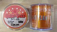 Леска Queen Star 500m 0.30 0.35 0.40