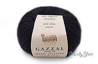 Gazzal Baby Cotton, черный №3433