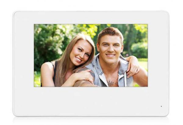 AHD відеодомофон Qualvision QV-IDS4780 AHD Білий