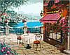 Картина по номерам на холсте Menglei Воспоминание о Белладжио