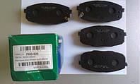 Тормозные колодки KIA Ceed передние (4шт.)