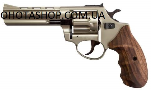 Револьвер Zbroia Profi 4.5 (сатин/бук)