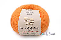 Gazzal Baby Cotton, оранж №3416