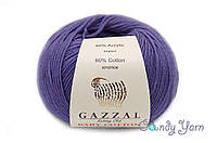 Gazzal Baby Cotton, фиолет №3440