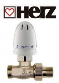 Регулятор-ограничитель температуры теплоносителя RTL HERZ прямой