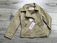 Куртка для девочек. 110- 128 рост.