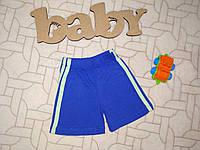 Детские шорты для мальчика Кулир Размер 28(56) Дитячі шорти для хлопчика Кулір Розмір 28(56)