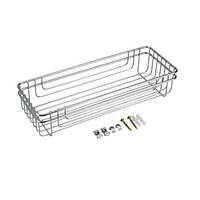 Полка Metaltex CUBA для ванной (404612)