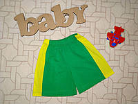 Детские шорты для мальчика Кулир Размер 30(60) Дитячі шорти для хлопчика Кулір Розмір 30(60)
