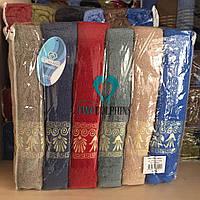 Набор махровых полотенец Two Dolphins размер 70x140 6шт