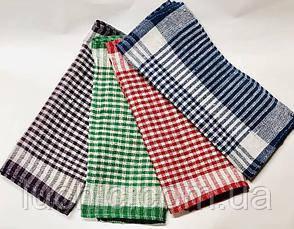 Кухонное полотенце Лен 12 шт в уп. Размер 33х57