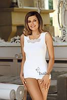 Майки женские футболка без рукавов KOSZULKA BABELL MARTA XXL Женская одежда Польша