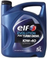 Elf evolution 700  turbo diesel 10w40 5л