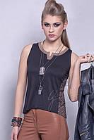 Майки женские футболка без рукавов KOSZULKA MONA PANTHER Женская одежда Польша