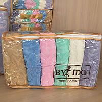 Набор махровых полотенец By Ido лицо 12 шт