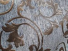 Бостон блакитний оббивна тканина меблева Туреччина (віт)