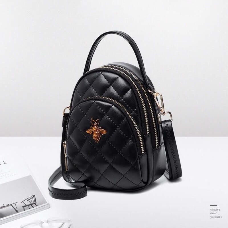 Женский мини рюкзак Пчёлка Мая