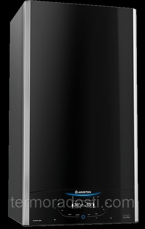 Двухконтурный котел Ariston ALTEAS X 24 CF NG (дымоход)