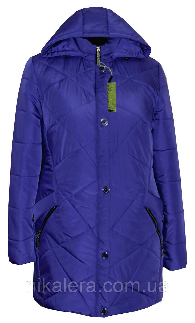 Женская куртка большие размеры рр  58. 60. 66. 68.