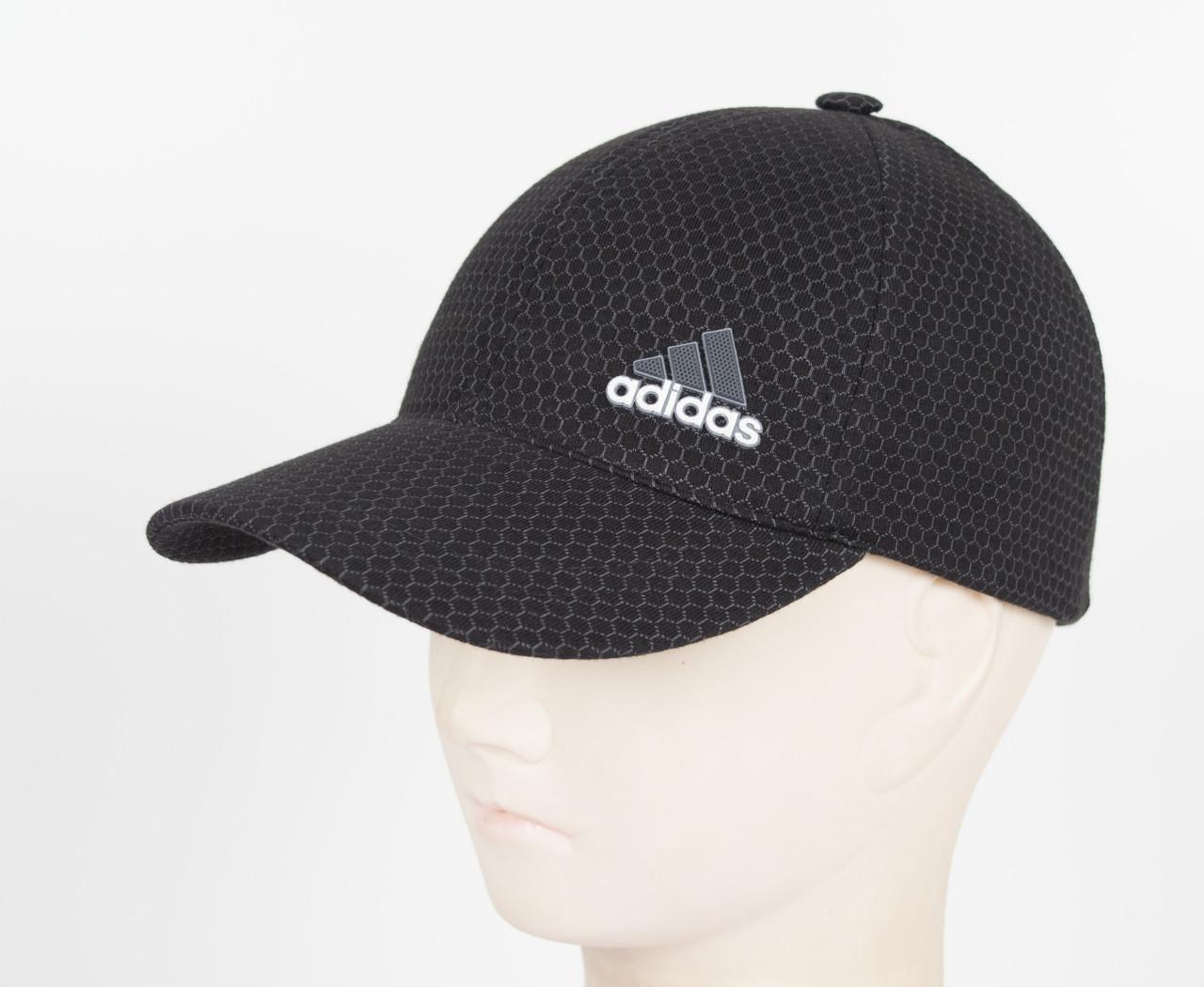 "Бейсболка ""Соты-6"" Adidas черный"