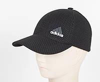 """Бейсболка """"Соты-6"""" Adidas черный, фото 1"""