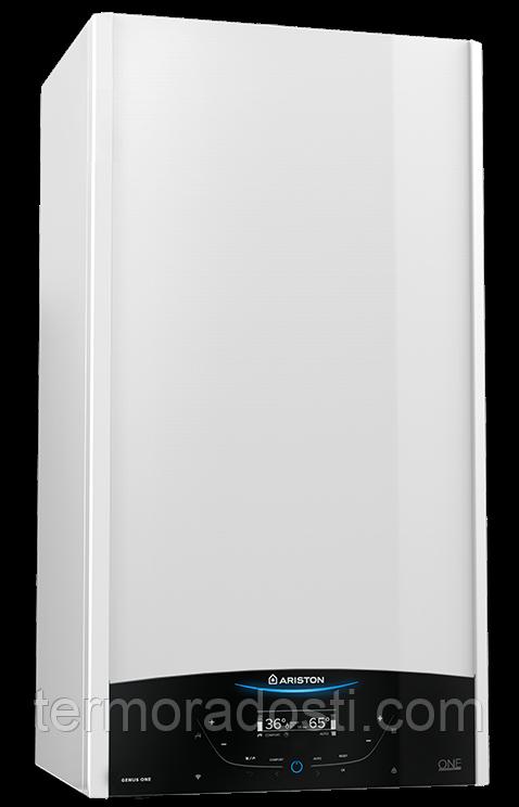 Двухконтурный котел Ariston GENUS X 35 FF NG (турбо)