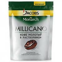 Кофе молотый с растворимым Jacobs Milicano 250 g x11