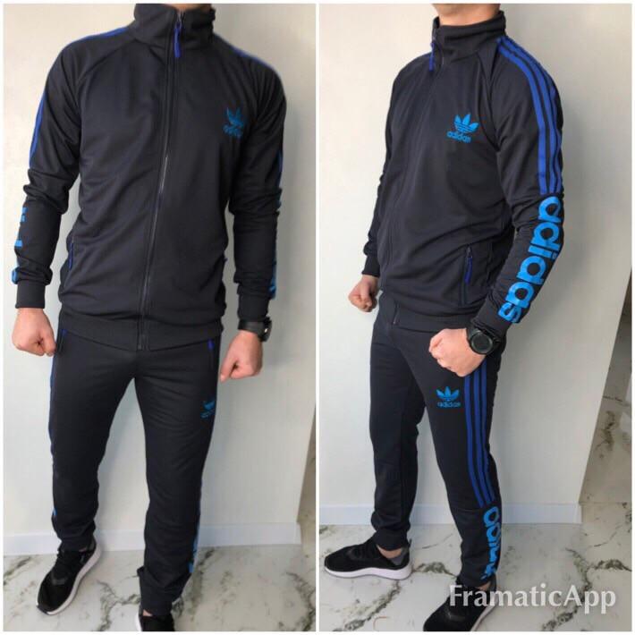 Мужской спортивный костюм Adidas реплика