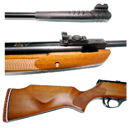 Пневматическая винтовка Hatsan 1000X, фото 2