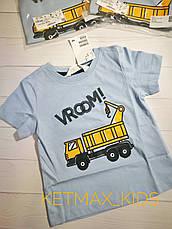 Футболка H&M для мальчика, фото 3