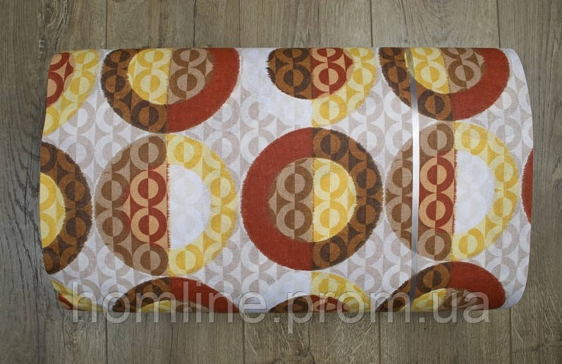 Ткань ранфорс Турция Flint желтый 9165 (220 ширина)