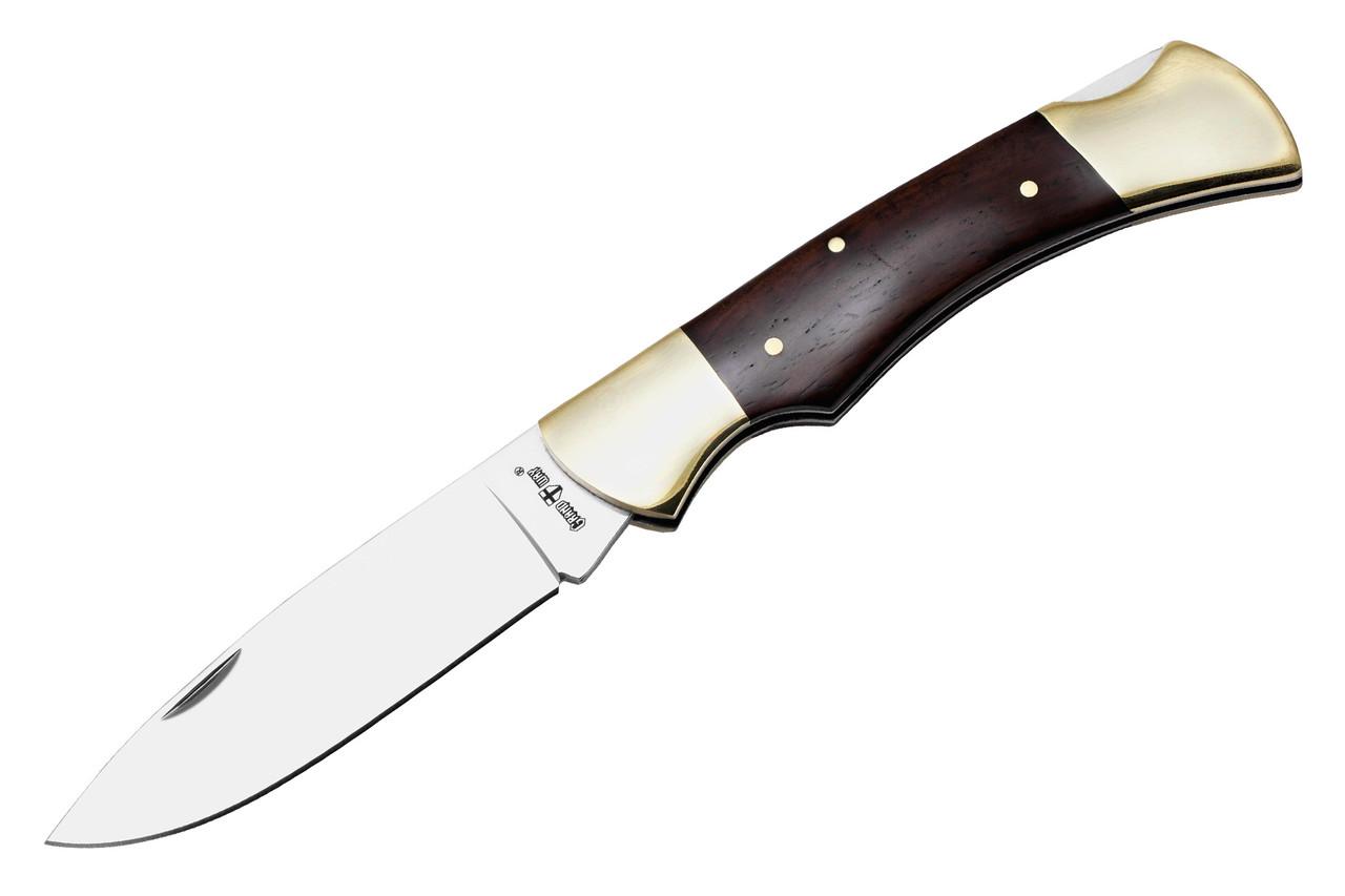 Нож складной S 100 (brass)