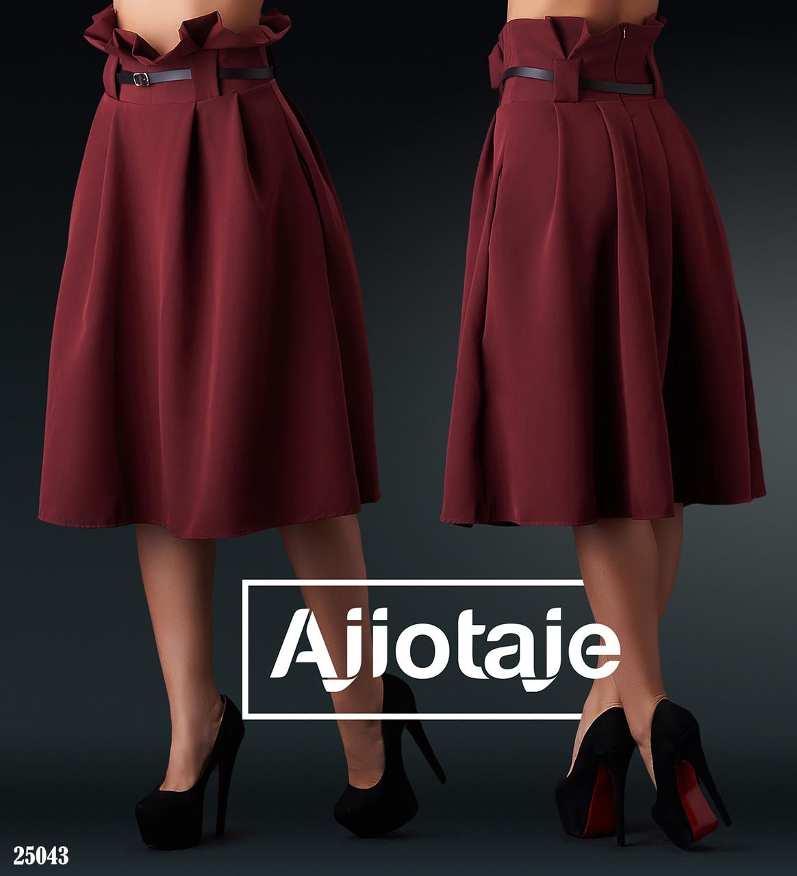 Юбка женская  норма р. S-XL  Ajiotaje