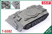 Модель бульдозер Т-55 Б3, SKIF (MK246)